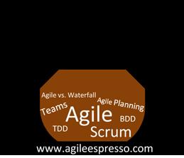 agile espresso logo